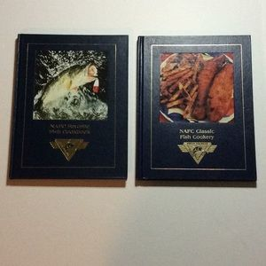 North American Fishing Club Cookbooks fave classic